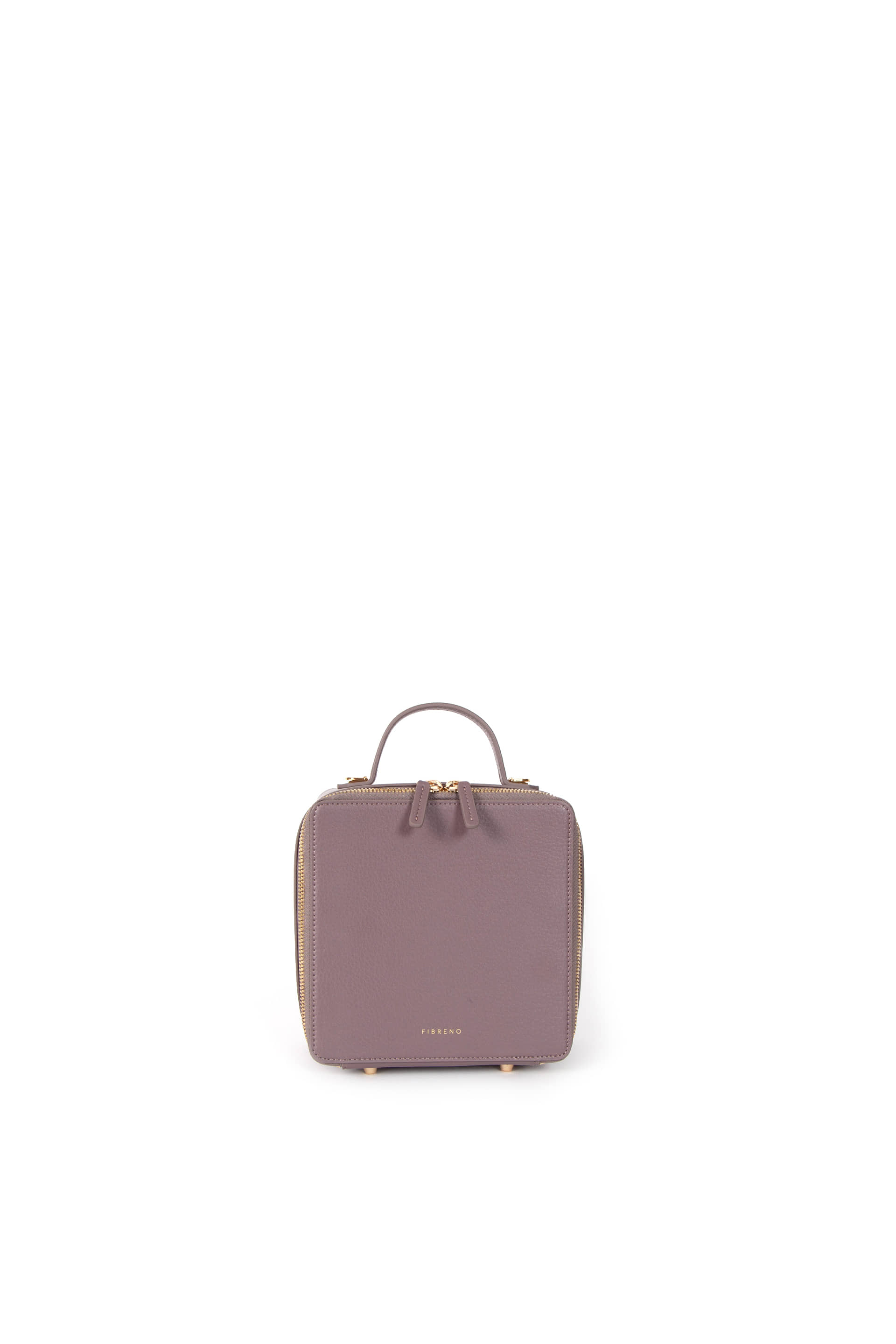 SQUARE BAG 19 Mulberry Purple