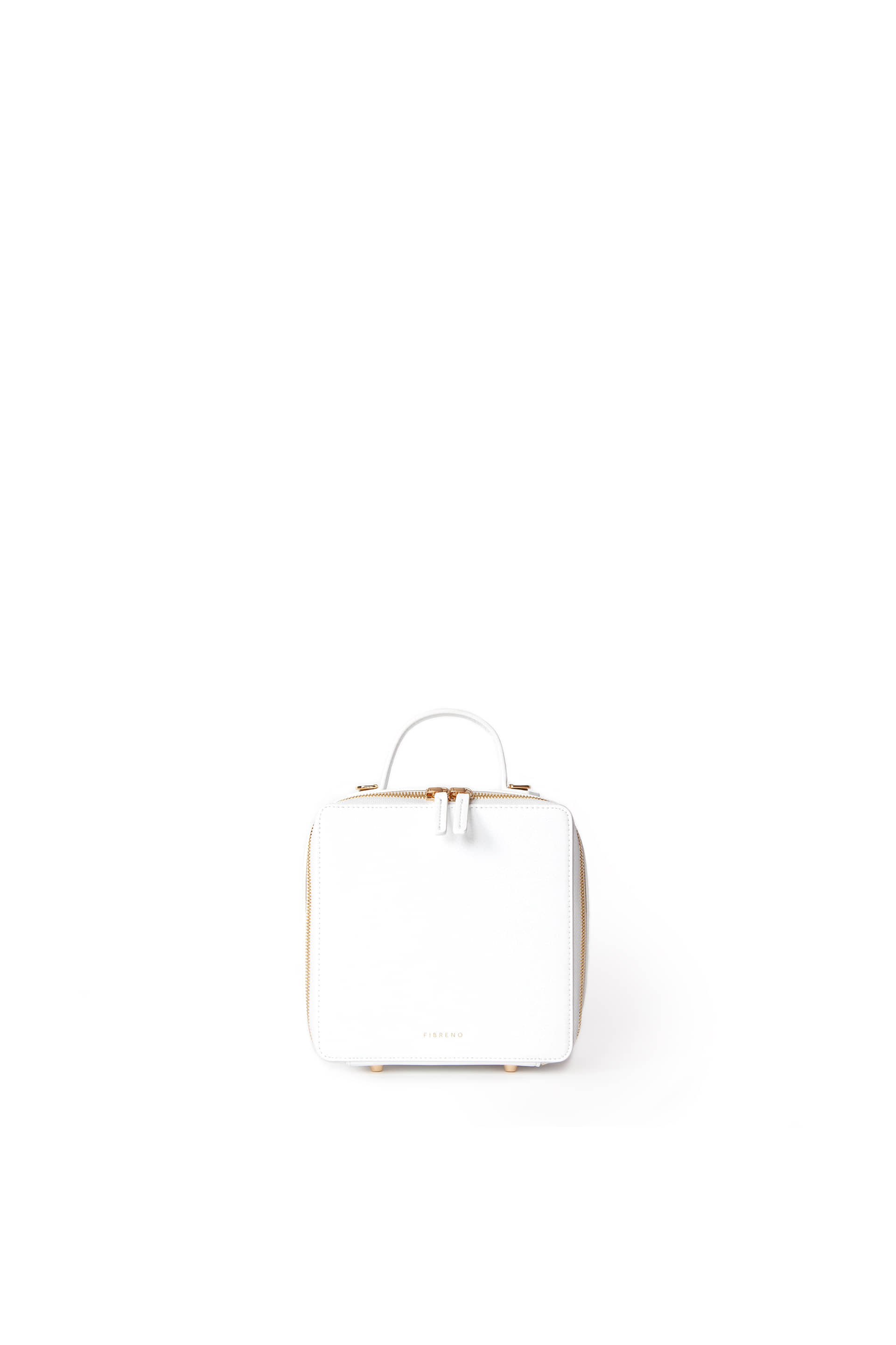 SQUARE BAG 23 White