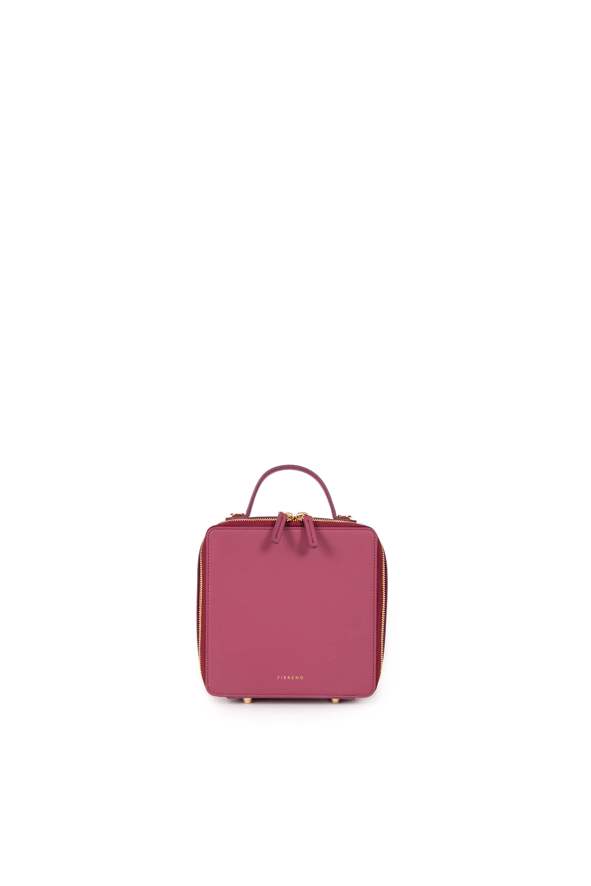 SQUARE BAG 05 Cherry Pink