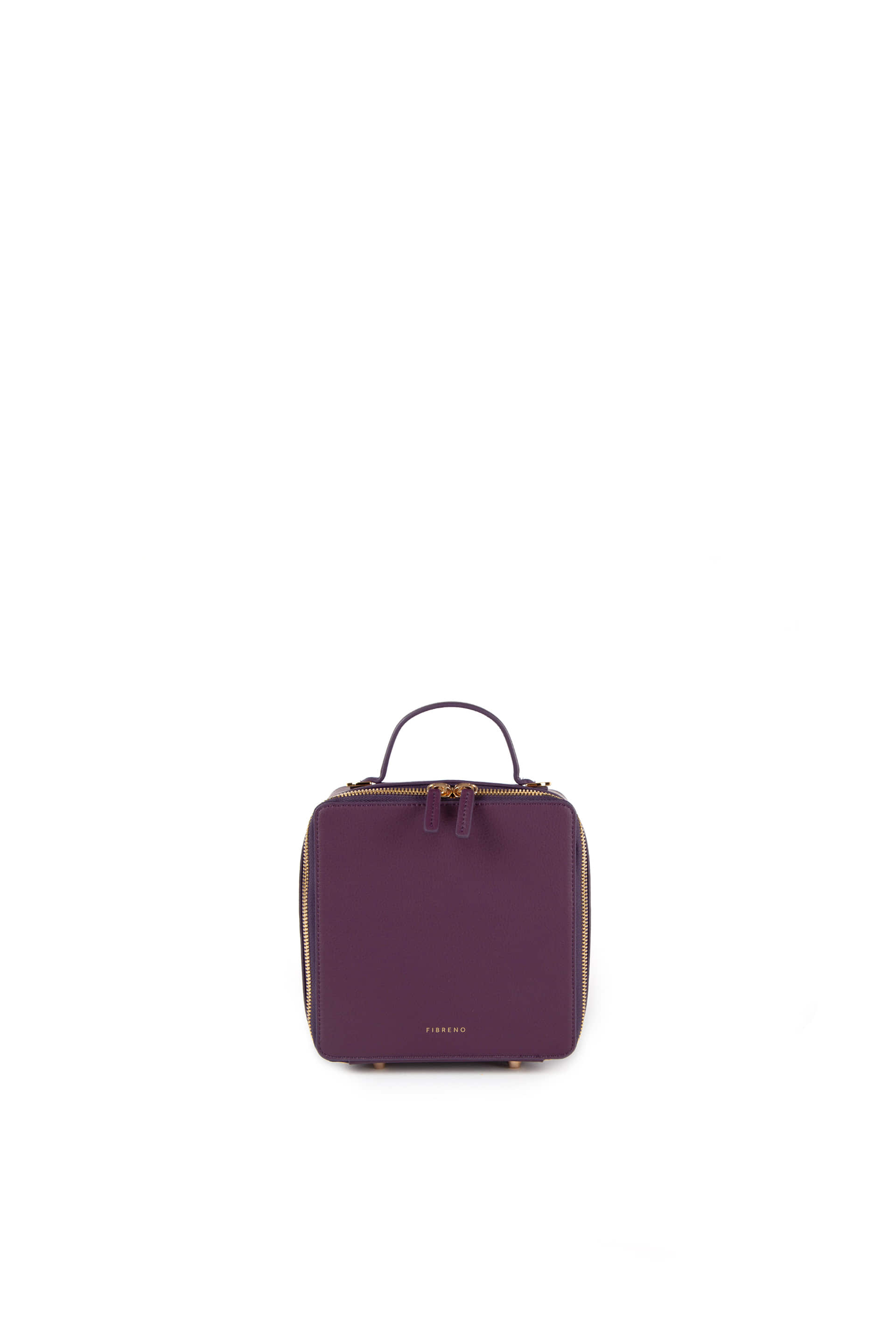 SQUARE BAG 18 Purple