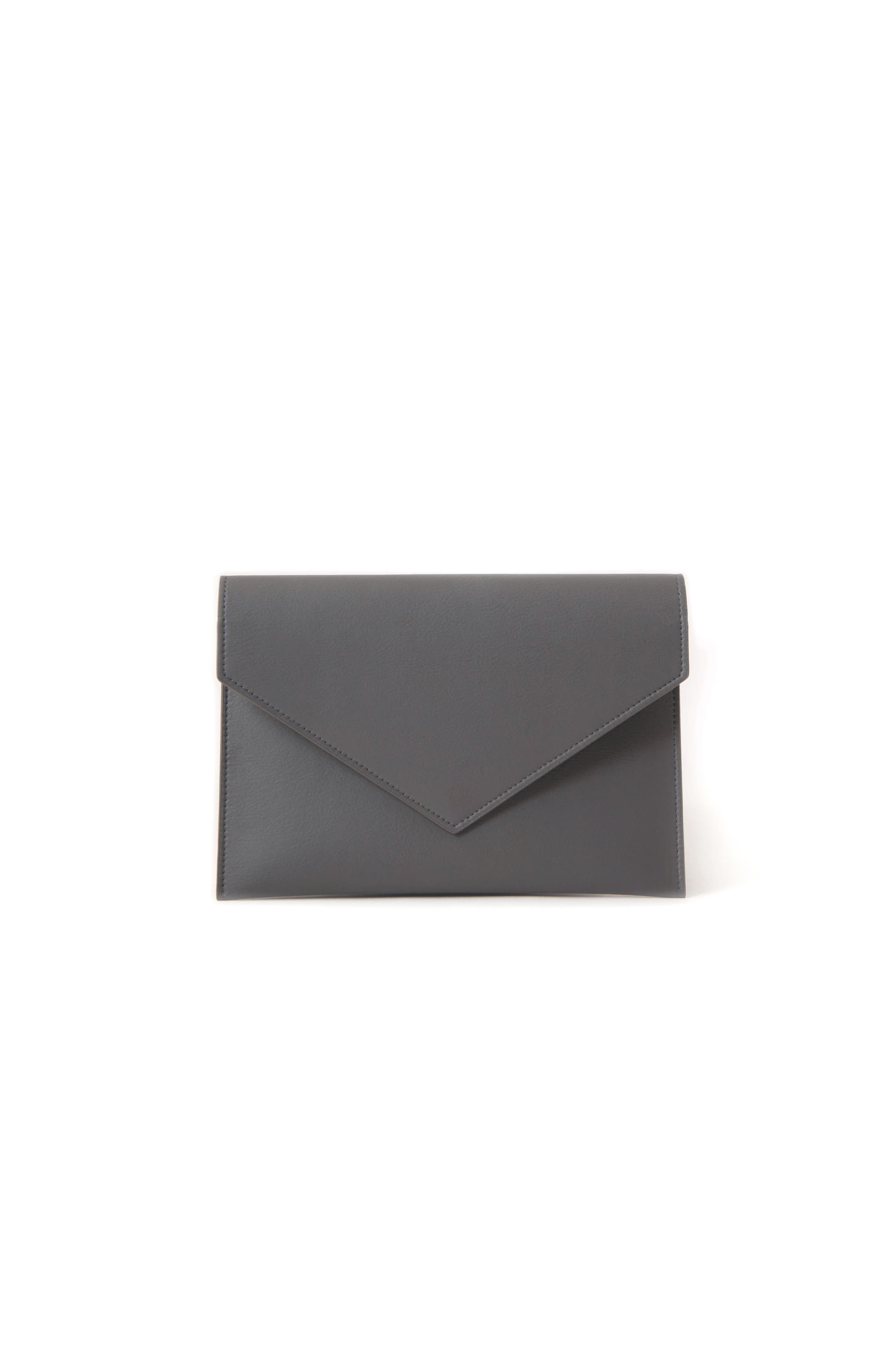 COSMETIC CLUTCH 21 Dark Grey