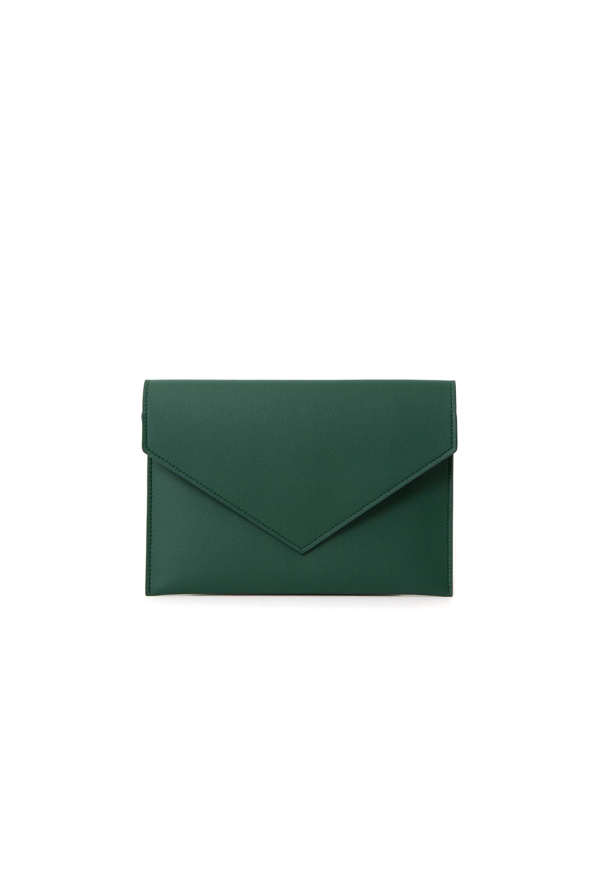 COSMETIC CLUTCH 12 Deep Green