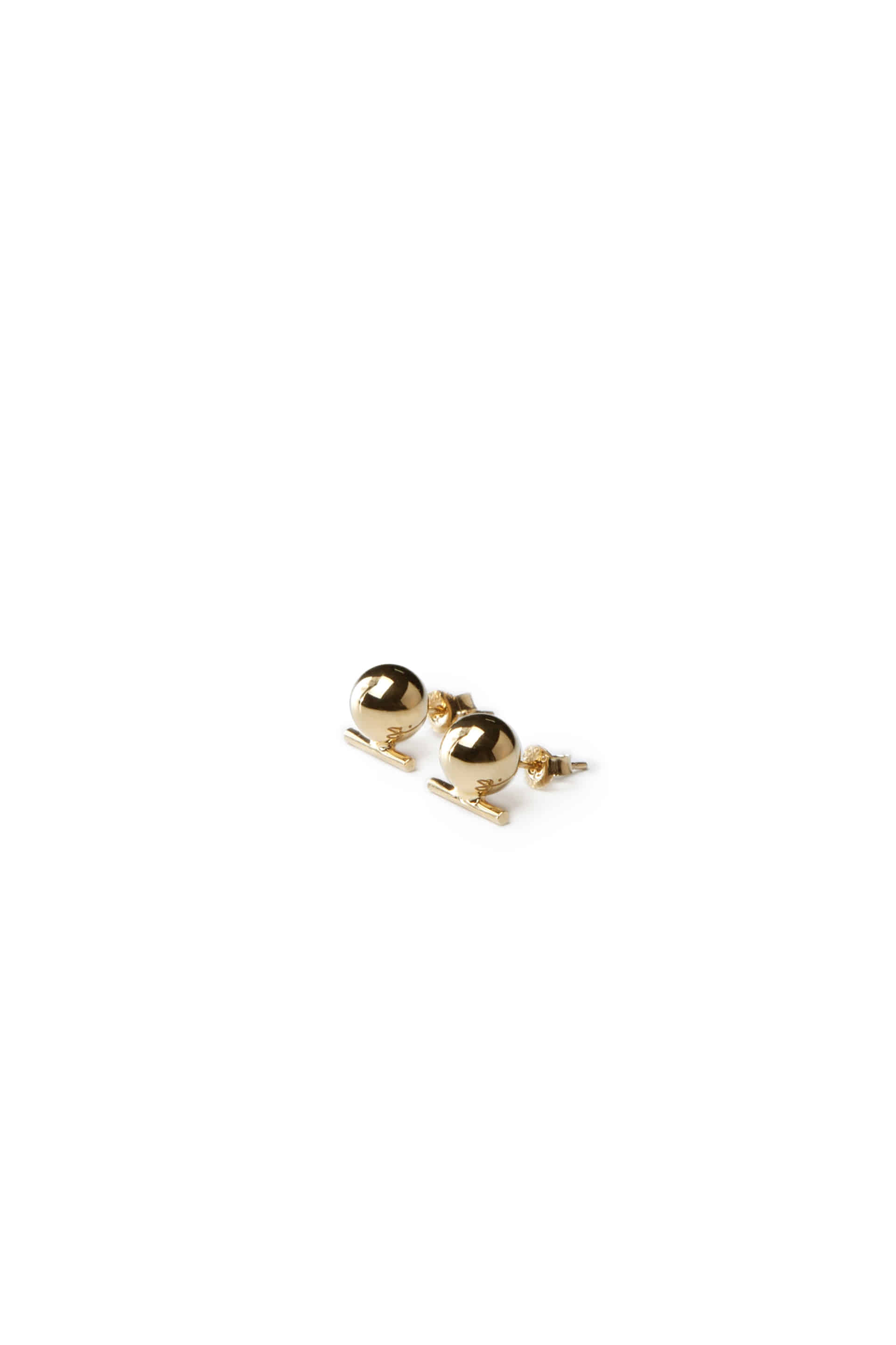 DAL EARRING Gold Medium