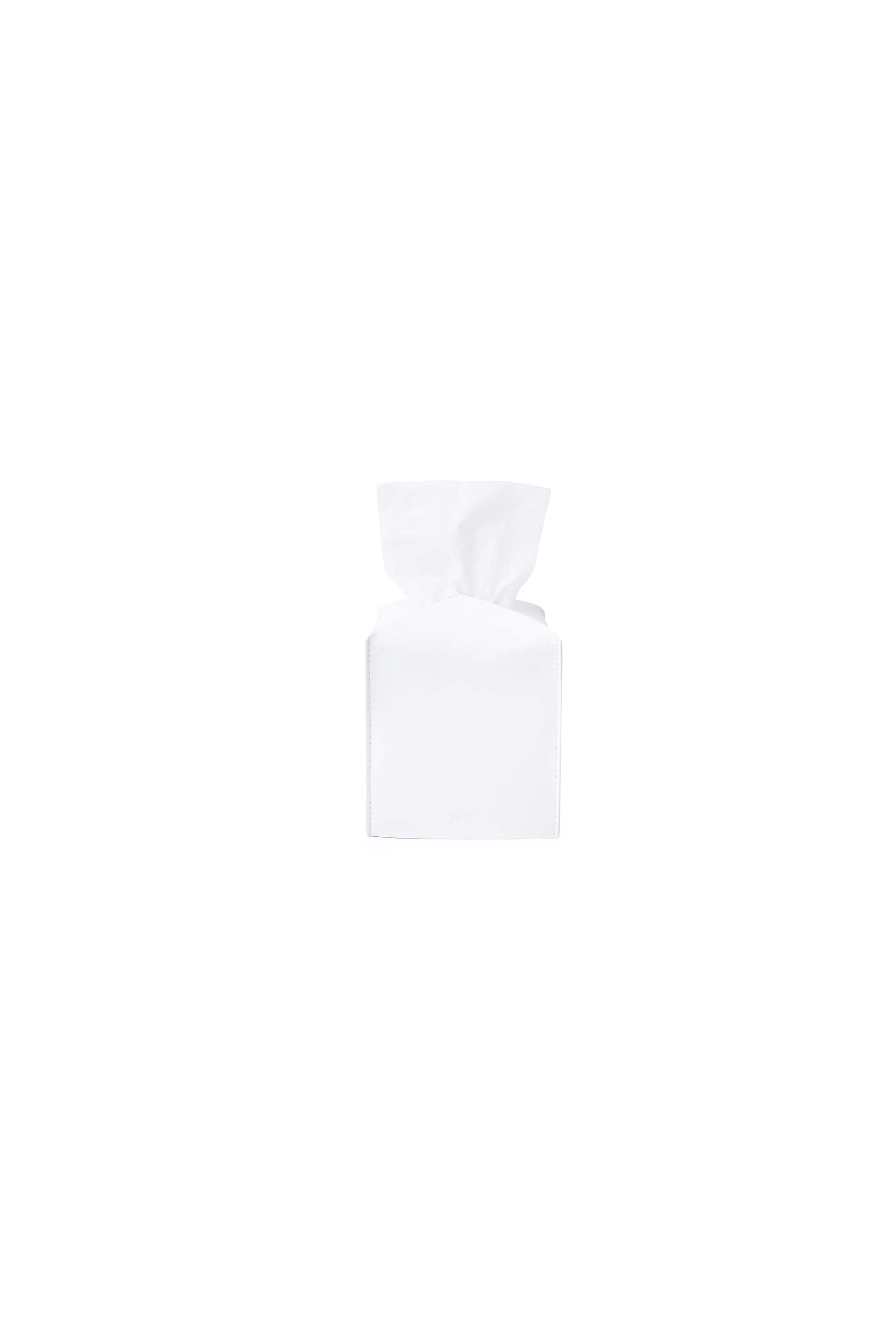 TISSUE CASE S 23 White
