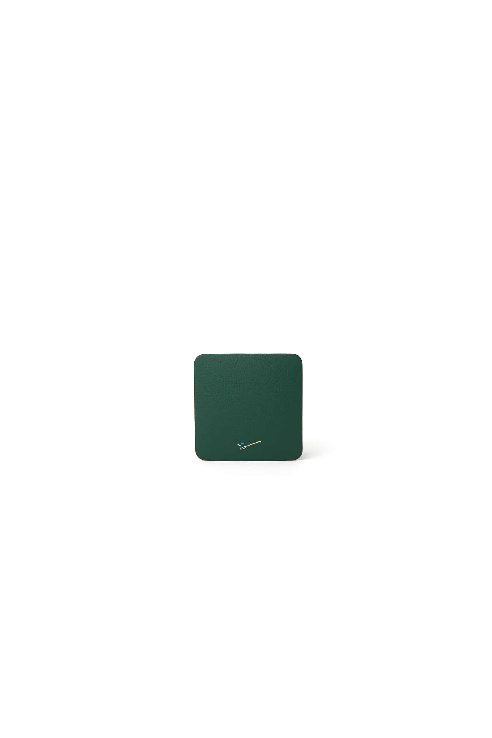 CUP PAD(2pcs) 12 Deep Green