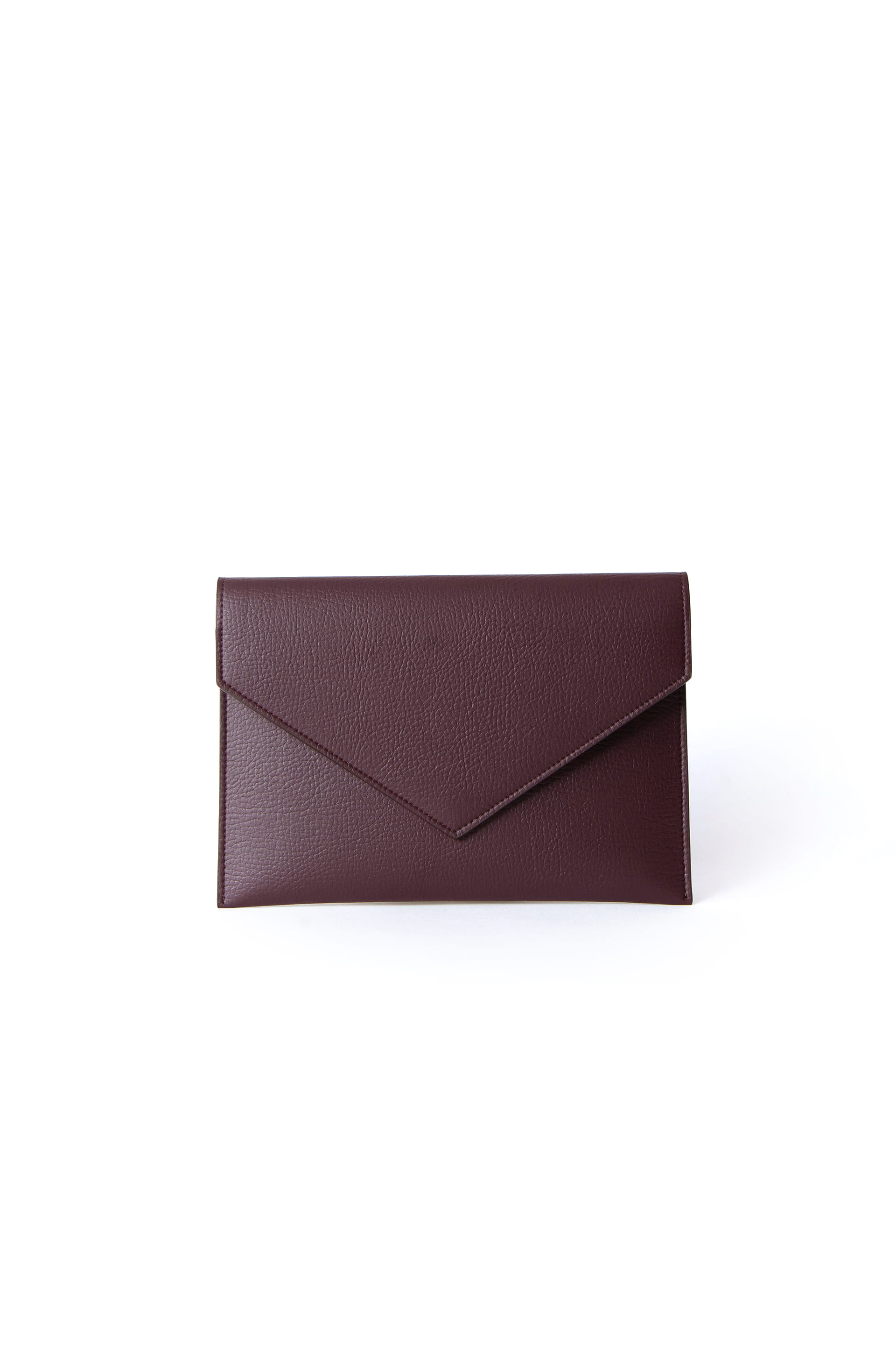 COSMETIC CLUTCH 16 Dark Chocolate