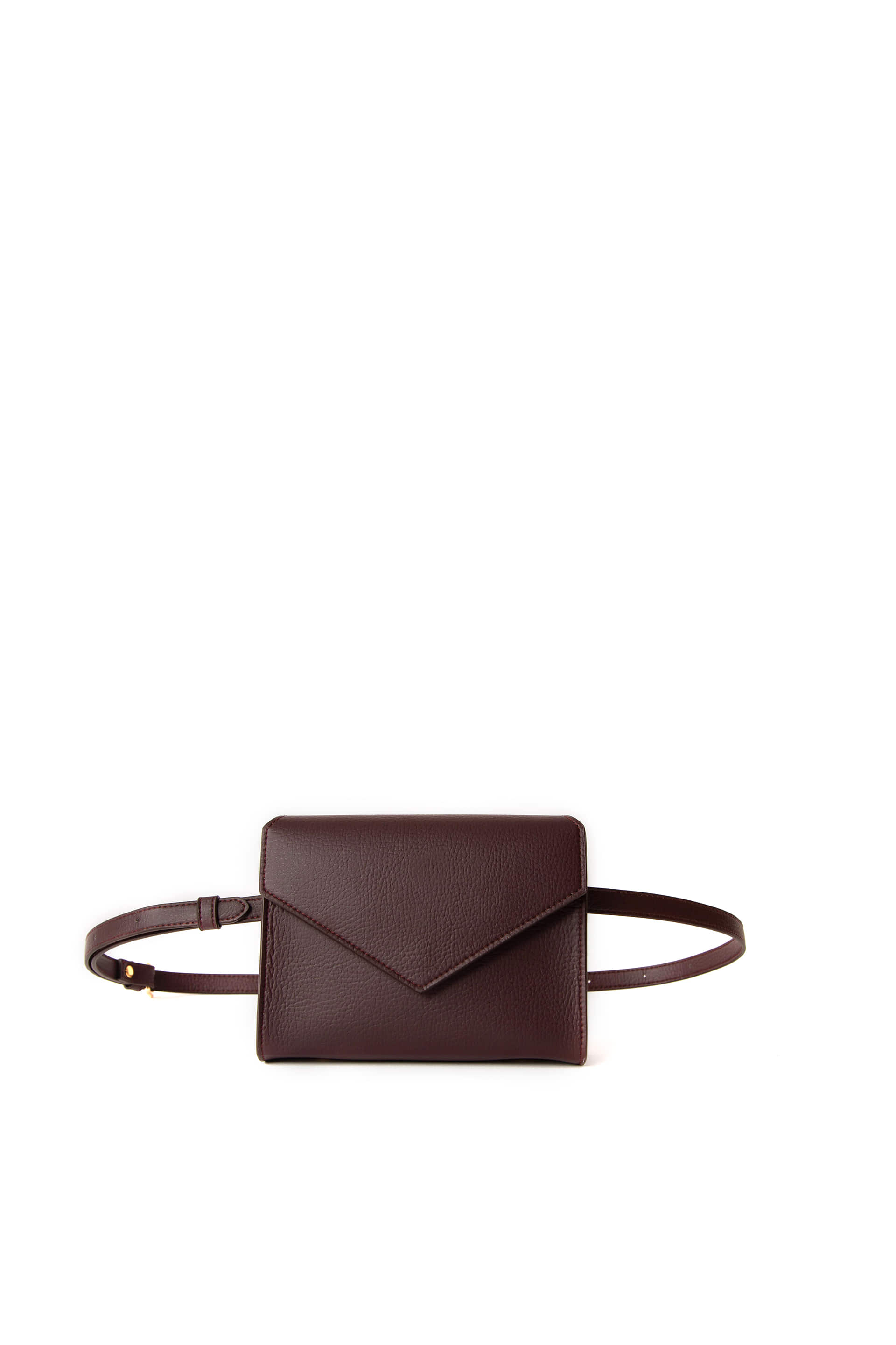 4-way BELT BAG 16 Dark Chocolate