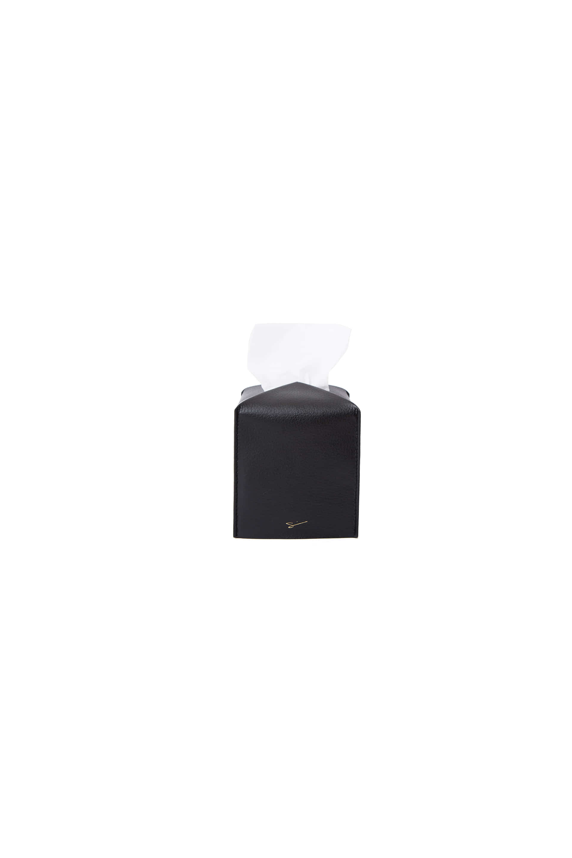 TISSUE CASE S 22 Black