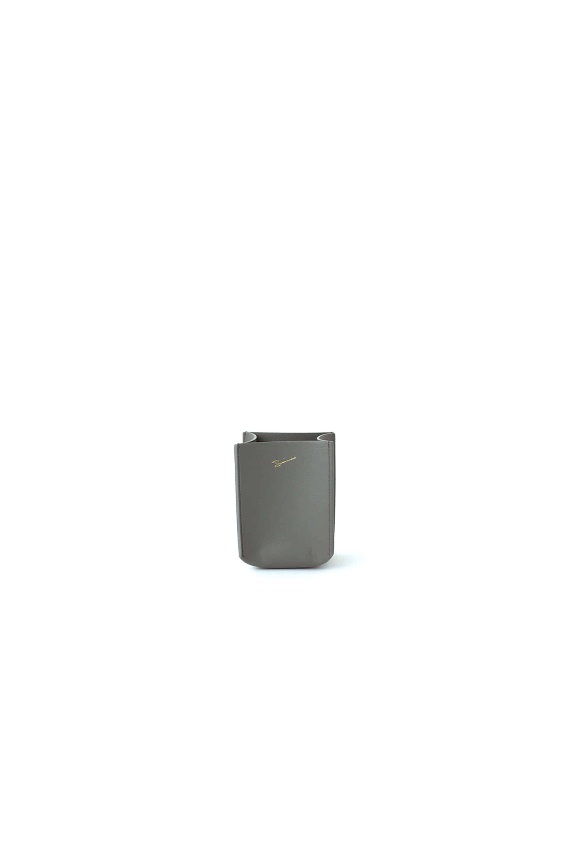 PENCIL POT 21 Dark Grey