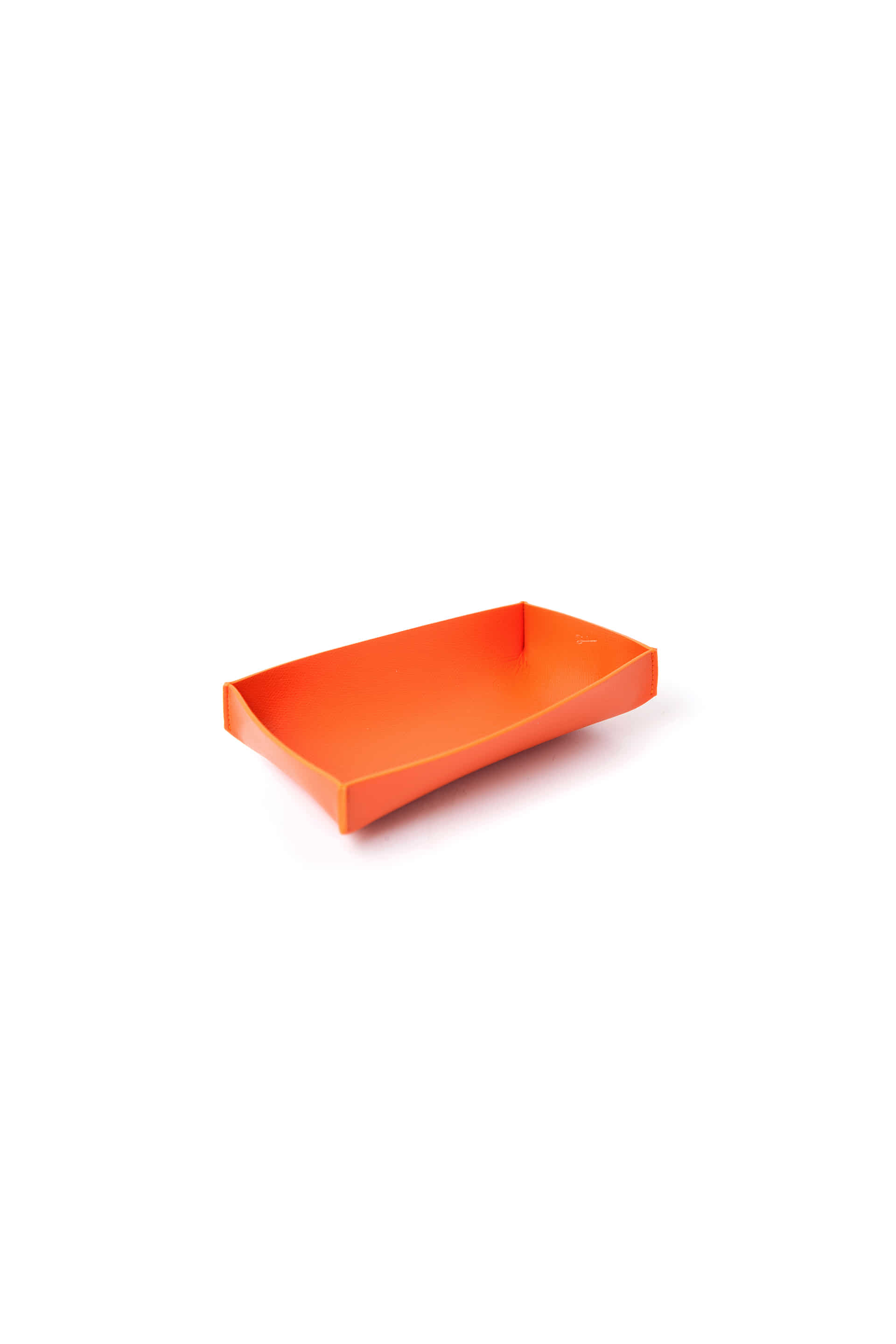 COSMETIC TRAY 28 Henri Orange