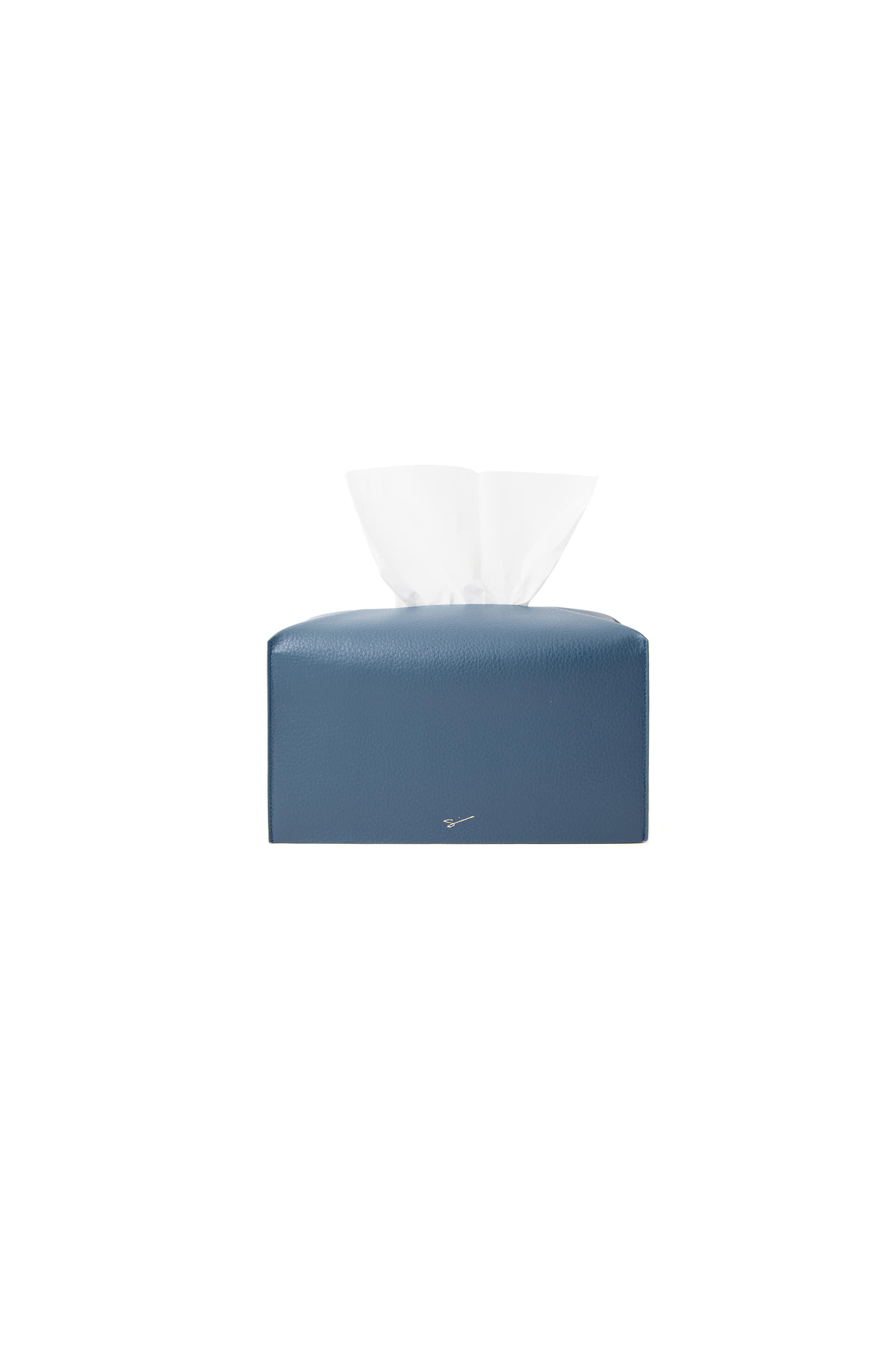TISSUE CASE L 36 Mo Deep Blue