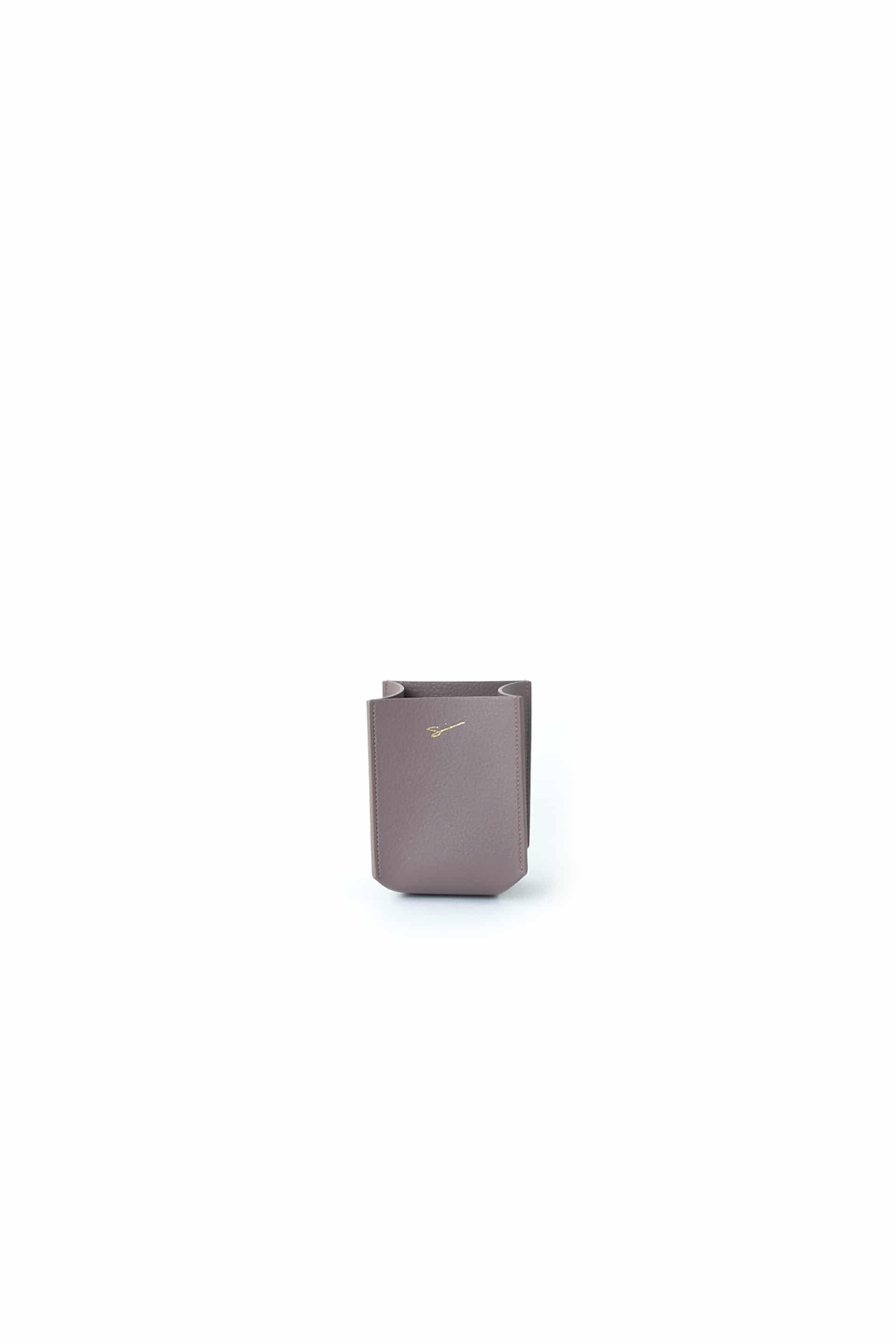 PENCIL POT 19 Mulberry Purple