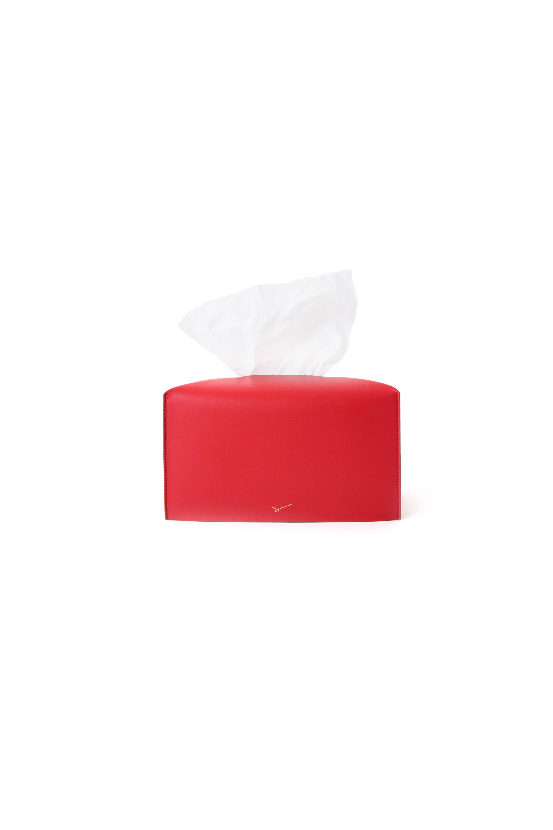 TISSUE CASE L 06 Red
