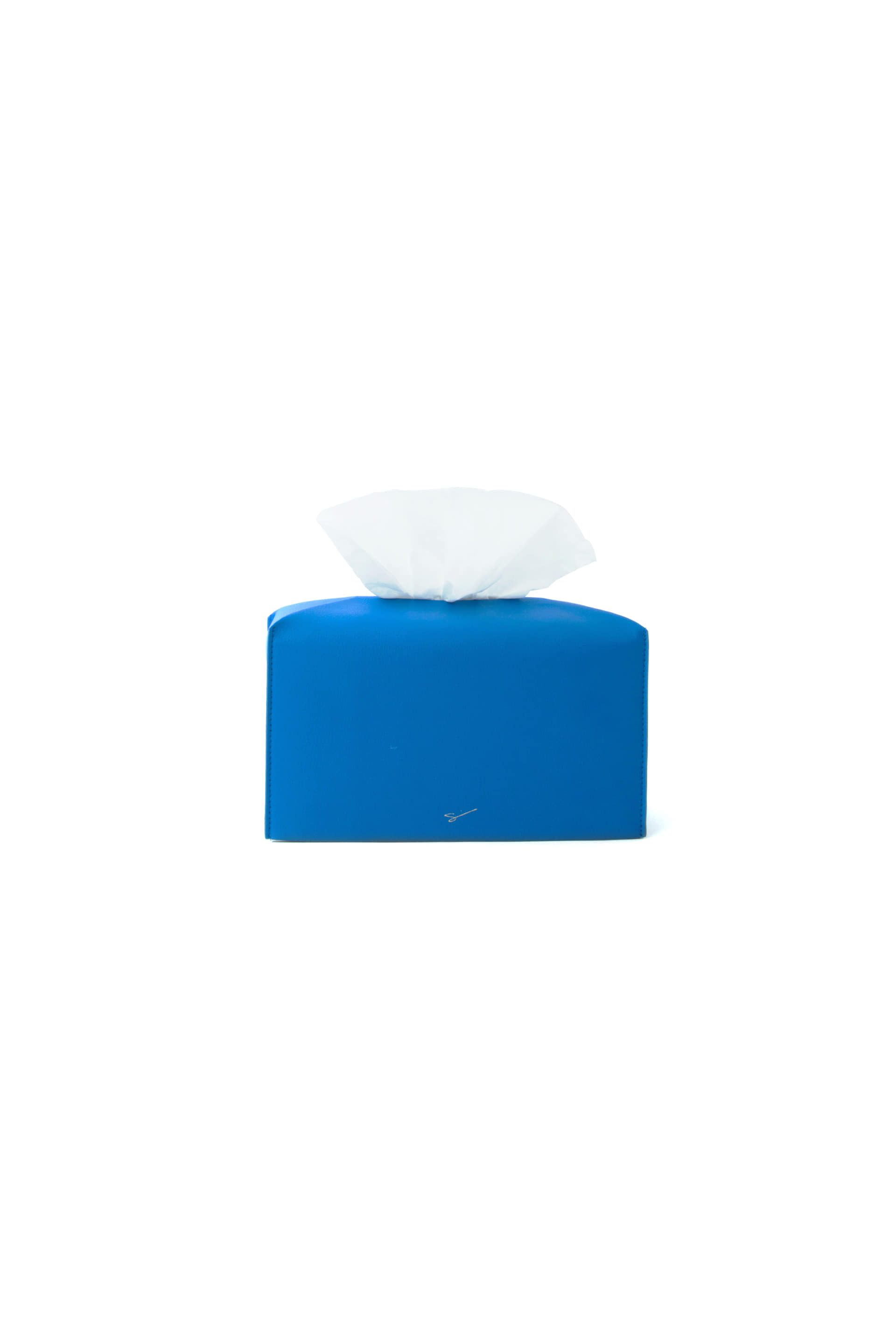TISSUE CASE L 08 C.Blue