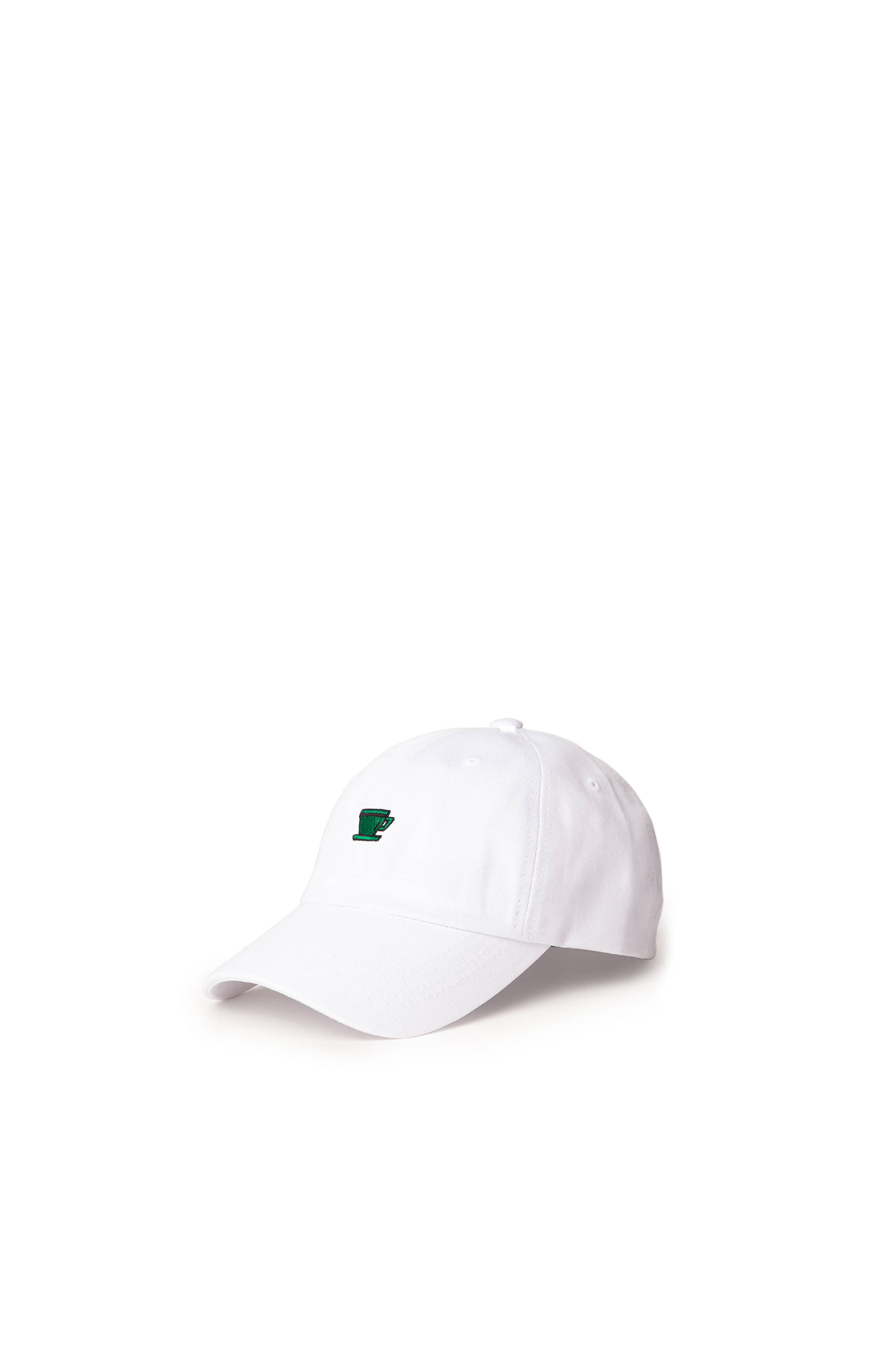 BALL CAP WHITE